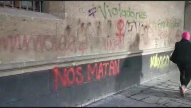 Photo of Manifiesta López Obrador respeto a movimiento feminista