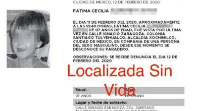 """Photo of Feminicidio de """"Fátima"""", resultado de políticas neoliberales: AMLO"""