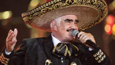 Photo of Vicente Fernández y su gran festejo por sus 80 años