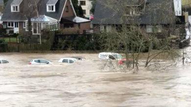 Photo of Mantienen advertencias de inundación en Reino Unido por Dennis