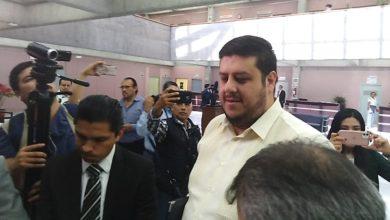 Photo of Erik Aguilar pide a partidos que se le solidaricen
