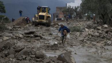 """Photo of Declaran """"zona de desastre"""" en Bolivia por lluvias intensas"""