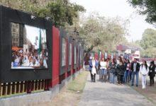 """Photo of Se inaugura exposición fotográfica """"Los derechos humanos"""""""