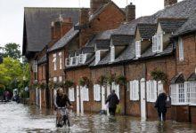 Photo of Suroeste de Inglaterra sufre grandes inundaciones por densas lluvias