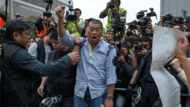 Photo of Arrestan a Jimmy Lai en Hong Kong por rechazo a su gobierno