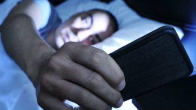Photo of Usar teléfono celular antes de dormir afecta calidad del sueño