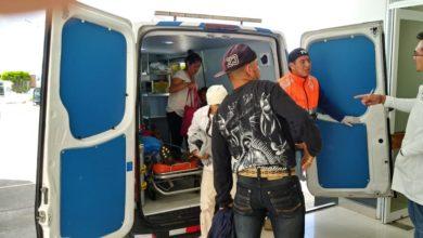 Photo of Volcadura de taxi mixto rural arroja 7 lesionados