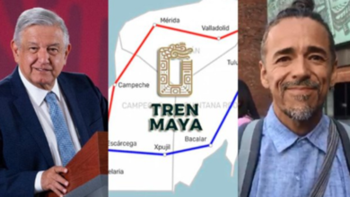 Photo of Opositores a Tren Maya se disfrazan de ambientalistas