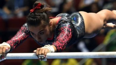 Photo of Gimnasta mexicana llega a final en Copa del Mundo