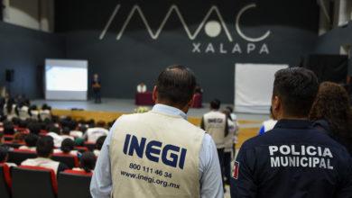 Photo of Capacitan a encuestadores del INEGI en prevención del delito