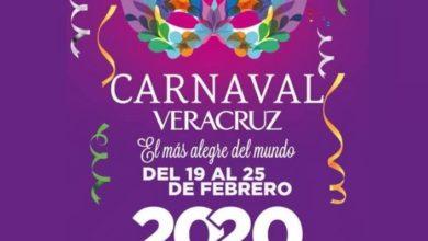Photo of Todo listo para el Carnaval de Veracruz