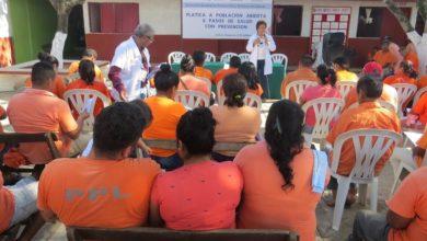 Photo of Llevan servicios de salud a centros penitenciarios