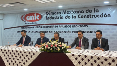 Photo of CMIC Xalapa tiene nuevo presidente