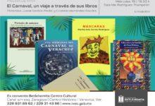 Photo of Presenta IVEC conversatorio sobre el Carnaval de Veracruz
