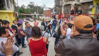 Photo of Presumen millonaria inversión en colonia de Xalapa
