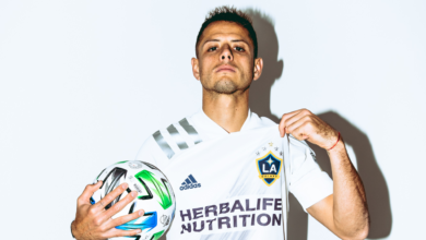 Photo of Chicharito enfocado en su adaptación con LA Galaxy