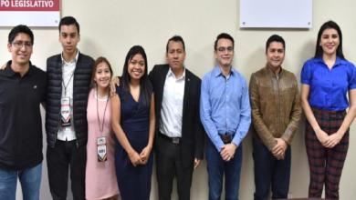 Photo of Da seguimiento diputada a propuestas de parlamentarios juveniles