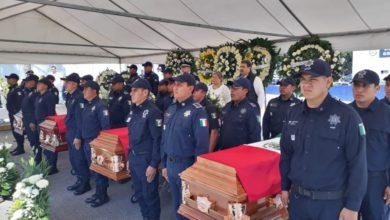 Photo of Despiden con honores a policías caídos en Córdoba