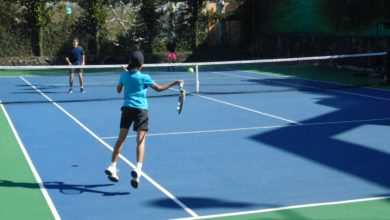 Photo of Recibe Xalapa Macro regional y Seccional de tenis