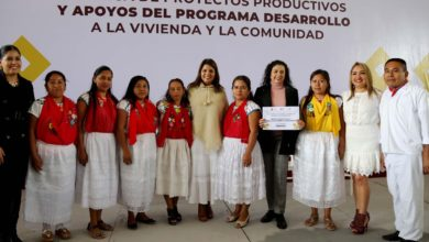 Photo of Beneficia DIF Estatal a familias en municipios
