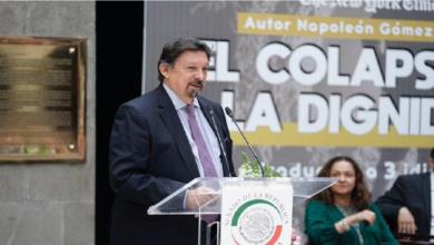 Photo of Presentan libro El Colapso de la Dignidad