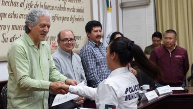 Photo of Certifican a policía municipal de Xalapa