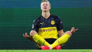 Photo of Nace una estrella; Haaland guió al Dortmund a la victoria