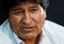 Photo of Critica Grupo de Puebla posible inhabilitación a Evo Morales