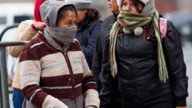 Photo of Frente frío 42 ocasionarán  ambiente gélido y nevadas