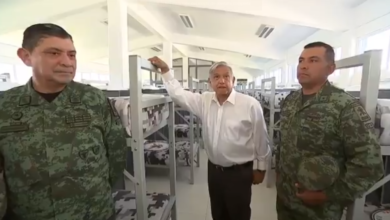 Photo of AMLO llama a Guardia Nacional a conducirse con integridad