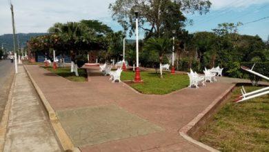 Photo of San Andrés Tuxtla acondiciona parques y jardines