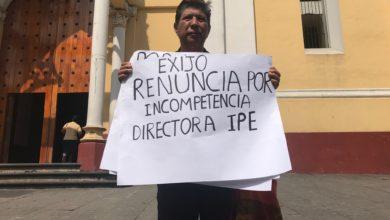 Photo of Pensionada exige destitución de Directora del IPE