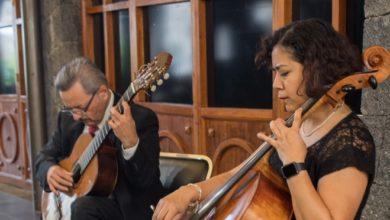 Photo of Recital de violonchelo y guitarra, en Domingos de Museo