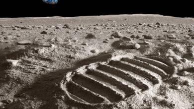 Photo of Científicos de Reino Unido quieren hacer del polvo lunar una 'fuente de agua'