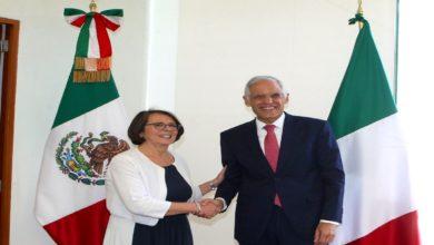 Photo of Italia y México con coincidencias sobre Bolivia y Venezuela