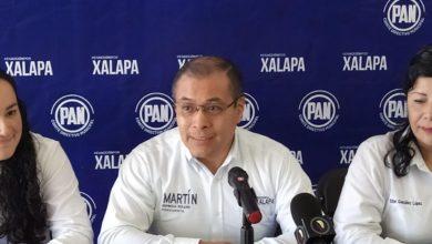 Photo of Si gobierno no puede garantizar la seguridad en el estado deben renunciar: PAN