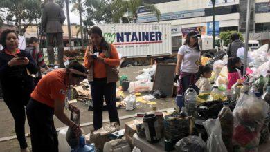 Photo of Más de 20 toneladas de residuos recolectadas