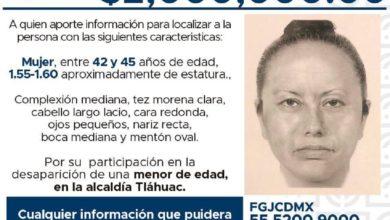 Photo of Difunden retrato de mujer que se llevó a Fátima