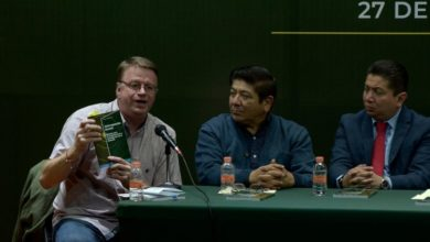 Photo of Presenta SEV libro para el fortalecimiento de la labor educativa