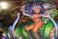 Photo of Carnaval de samba en Sao Paulo, manifestación cultural