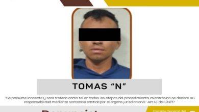 Photo of Detienen a probable secuestrador cobrando el rescate