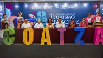 Photo of Presentan en Coatzacoalcos el Tercer Encuentro Estatal de Turismo