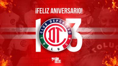 Photo of Hoy cumplen 103 años los Diablos Rojos