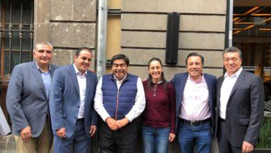 Photo of Se reúnen Cuitláhuac y Gobernadores Morenistas