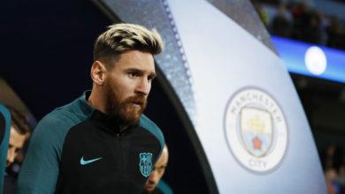 Photo of El Manchester City le abre las puertas a Lionel Messi