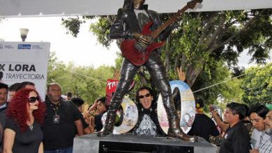Photo of Alex Lora ya tiene monumento en la Ciudad de México