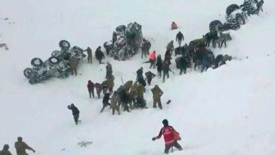 Photo of Alud de nieve en Turquía deja al menos 28 muertos