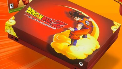 Photo of Xbox lanza consola con skin de Dragon Ball Z