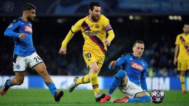 Photo of Barcelona y Napoli empatan 1-1 en la Champions #Video