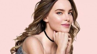 Photo of Belinda hace topless y roba suspiros en Instagram